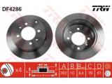 Тормозной диск  Диск тормозной HYUNDAI SONATA EF/MATRIX/KIA MAGENTIS зад.  Тип тормозного диска: полный Диаметр [мм]: 262 Толщина тормозного диска (мм): 10 Минимальная толщина [мм]: 8,4 Диаметр центрирования [мм]: 76 Высота [мм]: 61 Количество отверстий: 4 Размер резьбы: 12,5 Ø фаски 2 [мм]: 114,3
