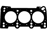 Прокладка, головка цилиндра  Прокладка ГБЦ AUDI/VW 2.5TD 1м. 1.10мм 97-  Толщина [мм]: 1,1 Конструкция прокладка: Прокладка металлическая уплотняющая Количество отверстий: 1 Диаметр [мм]: 79