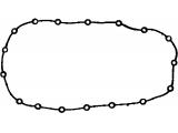 Прокладка, маслянный поддон  Прокладка поддона OPEL OMEGA/VECTRA 2.5-3.0 X25XE/X30XE 94-01 вер