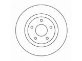 Тормозной диск  Диск торм.пер.QASHQAI 07-  Диаметр [мм]: 296 Высота [мм]: 44,3 Тип тормозного диска: вентилируемый Толщина тормозного диска (мм): 26,0 Диаметр центрирования [мм]: 67,9 Число отверстий в диске колеса: 5