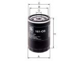 Масляный фильтр  Фильтр масляный  Исполнение фильтра: Накручиваемый фильтр Наружный диаметр 1 [мм]: 76 Внутренний диаметр 1(мм): 62 Наружный диаметр 2 [мм]: 72 Размер резьбы: 3/4-16 UNF Высота [мм]: 123 Давление открытия обгонного клапана [бар]: 2,5 Дополнительный артикул / Доп. информация 2: с возвратным клапаном
