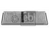 Фильтр, воздух во внутренном пространстве  Фильтр салонный AUDI A6  04>  Длина [мм]: 294 Ширина (мм): 99 Толщина [мм]: 30 Материал: Активированный уголь Вес [кг]: 0,53 необходимое количество: 1