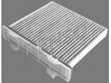 Фильтр, воздух во внутренном пространстве  ФИЛЬТР САЛОНА  Длина [мм]: 214 Ширина (мм): 241,5 Высота [мм]: 67,5 Автомобиль с лево- / правосторонним расположением руля: для левостороннего расположения руля Исполнение фильтра: Фильтр из активированного угля