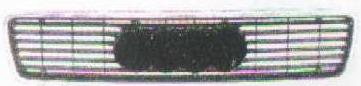 AUDI 80 РЕШЕТКА РАДИАТОРА ХРОМ-ЧЕРН на Audi 80, 90 B4 (Ауди б4) - цена, наличие, описание
