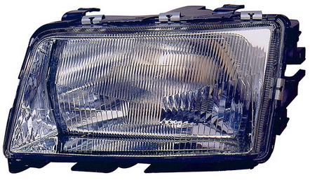 AUDI 100 ФАРА ЛЕВ на Audi 100 (12/91-8/94)   Ауди  100 (4A, C4, 45) - цена, наличие, описание
