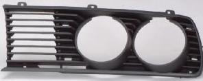 BMW E28 Решетка радиатора левая на BMW e28 (БМВ е28) - цена, наличие, описание