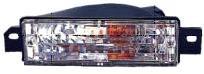 BMW E30 Указатель поворота нижний левый+правый (Комплект) в бампер Тюнинг прозрачный Хрустал на BMW e30 (БМВ е30) - цена, наличие, описание