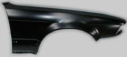 BMW E32 Крыло переднее правое с отверстием под повторитель на BMW e32 (БМВ е32) - цена, наличие, описание