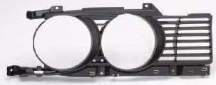 BMW E34 Решетка радиатора правая на BMW e34 (БМВ е34) - цена, наличие, описание