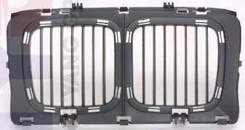 BMW E34 Решетка радиатора центральная на BMW e34 (БМВ е34) - цена, наличие, описание