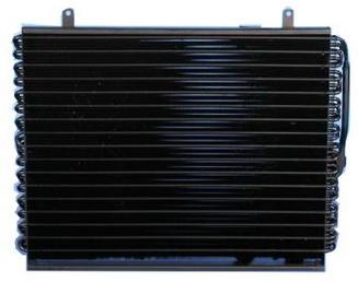 BMW E34 Радиатор кондиционера (R12) на BMW e34 (БМВ е34) - цена, наличие, описание