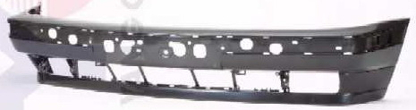 BMW E34 Бампер передний черный на BMW e34 (БМВ е34) - цена, наличие, описание