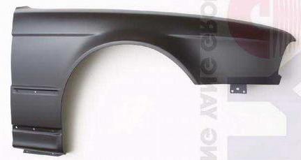 BMW E34 Крыло переднее правое без отверстия под повторитель на BMW e34 (БМВ е34) - цена, наличие, описание