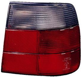 BMW E34 Фонарь задний внешний левый+правый (комплект) (СЕДАН) тюнинг тонированный-красный на BMW e34 (БМВ е34) - цена, наличие, описание