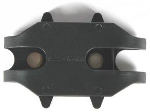 BMW E34 {Салазка крепления переднего бампера} Л=П внутренняя на BMW e34 (БМВ е34) - цена, наличие, описание