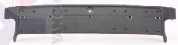 BMW E36 Крепление номера бампера переднего черное на BMW e36 (БМВ е36) - цена, наличие, описание