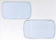 BMW E36 {E34 92-95} Стекло зеркала правое +/- подогрев (convex) на BMW e36 (БМВ е36) - цена, наличие, описание