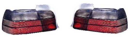 BMW E36 Фонарь задний внешний левый+правый (КОМПЛЕКТ) (КУПЕ) (кабриолет) тюнинг полностью тонированный на BMW e36 (БМВ е36) - цена, наличие, описание