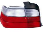 BMW E36 Фонарь задний внешний левый (СЕДАН) бело-красный на BMW e36 (БМВ е36) - цена, наличие, описание