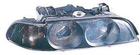 BMW E39 {D2S/HB3} Фара правая п/корректор (Ксенон) (DEPO) указатель поворота тонированный на BMW e39 (БМВ е39) - цена, наличие, описание