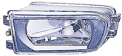 BMW E39 Фара противотуманная левая (DEPO) прозрачная на BMW e39 (БМВ е39) - цена, наличие, описание