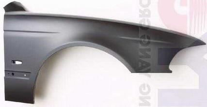 BMW E39 Крыло переднее правое с отверстием под повторитель на BMW e39 (БМВ е39) - цена, наличие, описание