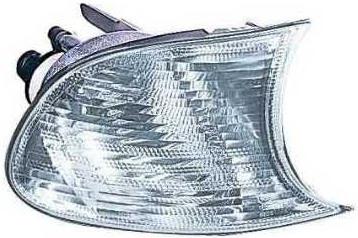 BMW E46 Купе, указатель поворота угловой правый белей на BMW e46 (БМВ е46) - цена, наличие, описание
