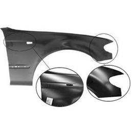 BMW E46 Крыло переднее правое с отверстием под повторитель (СЕДАН) (УНИВЕРСАЛ) на BMW e46 (БМВ е46) - цена, наличие, описание