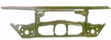 BMW E46 Суппорт  радиатора (СЕДАН) (УНИВЕРСАЛ) (КУПЕ) метал на BMW e46 (БМВ е46) - цена, наличие, описание