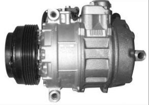 BMW E39 {E46 98-/E38 94-} компрессор конидиционера (GERI) (см.каталог) на BMW e46 (БМВ е46) - цена, наличие, описание