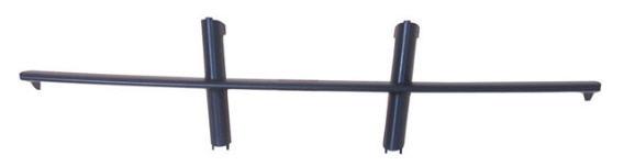BMW E60 Решетка переднего бампера, центральная, черная на BMW e60 (БМВ е60) - цена, наличие, описание