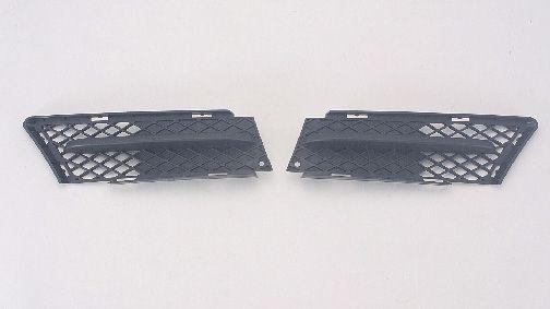 BMW E90 Решетка переднего бампера, левая на BMW e90, e91, e92 (БМВ е90, е91, е92) - цена, наличие, описание